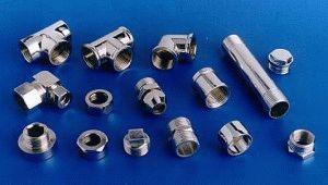 Обжимные модели фитингов для труб