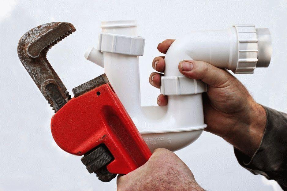 Подготовка к прочистке труб