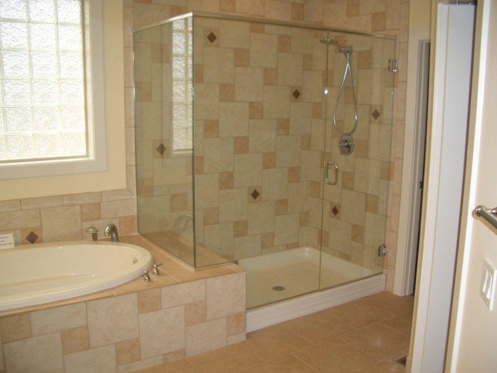 Комната с ванной и душем