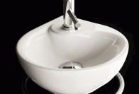 Маленькие раковины в ванную комнату – изюминка небольших помещений