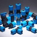 Установка пуш-фитингов для металлопластиковых труб и их свойства