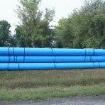 Напорные канализационные трубы НПВХ, или как не ошибиться с выбором