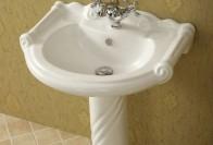 Раковина-тюльпан для ванной комнаты – стильная деталь интерьера