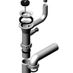Плоский сифон для раковины: характеристики и применение