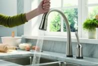 Сенсорные смесители для кухни: принцип работы, преимущества и недостатки