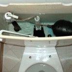 Неполадки и ремонт клапана унитаза, практические советы