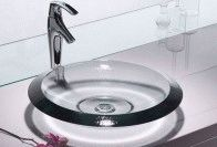 Раковины из стекла для ванной: современное и удобное решение