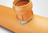 Способы как соединять канализационные трубы и материалы