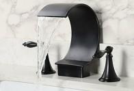 Бронзовые смесители для ванной: преимущество или дань ретро – стилю