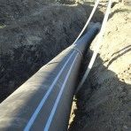 Правила монтажа водопровода из полиэтиленовых труб и необходимые материалы
