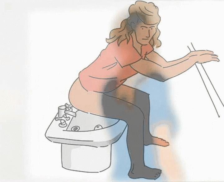 Секс рабочем подмываются в биде видео казани дому