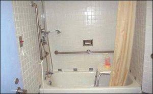 Практическая установка смесителя для ванны