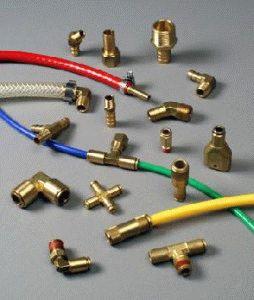 Монтаж водопровода с помощью фитингов