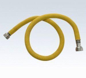 Фланг с фитингами для газопровода