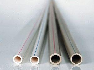 Наружный диаметр полипропиленовых труб