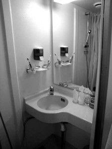 Германский смеситель в российской ванной