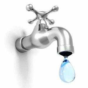 Тёплая вода в смесителе