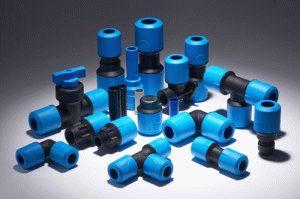Фитинги пластиковые пневматические