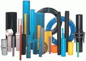 Разновидности напорных НПВХ труб для канализации