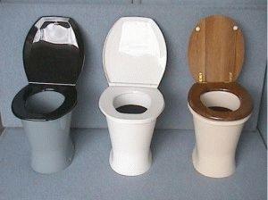 Дачные унитазы для уличного туалета
