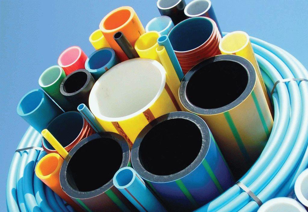 Разнообразные металлопластиковые трубы