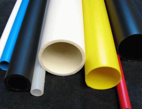 Трубы из пластика