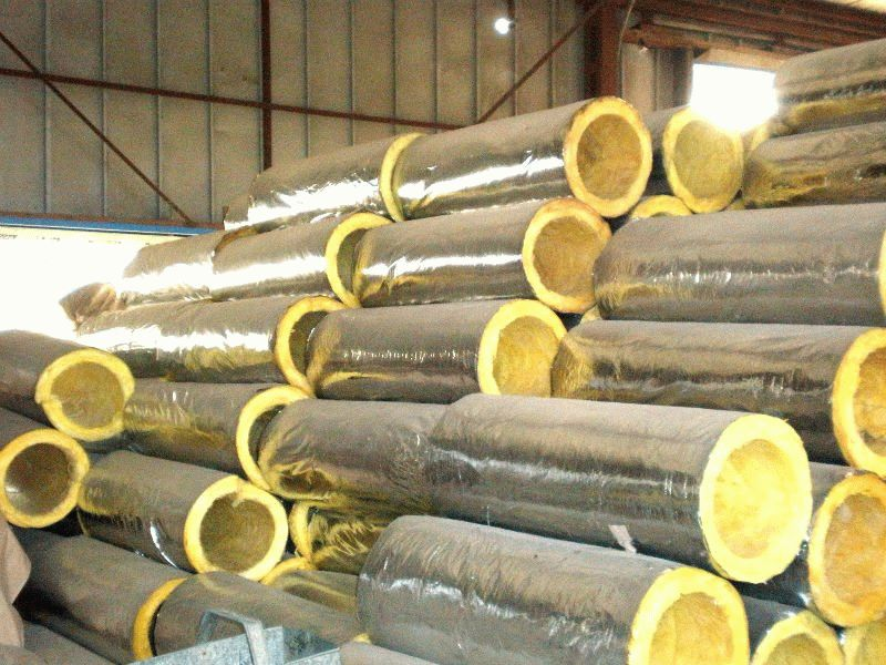 Теплоизоляционные материалы для труб