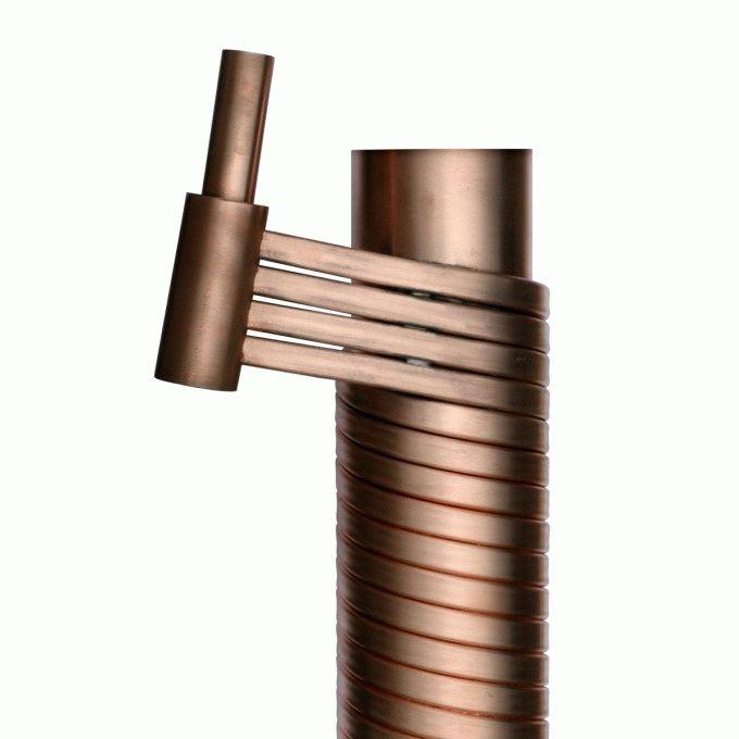 Обмотка трубы