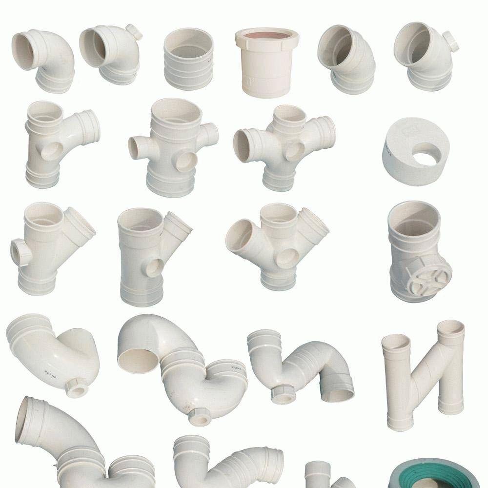 Пластиковые элементы соединения